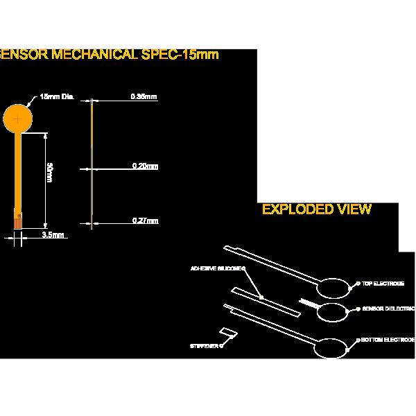 Miniature Force Sensor